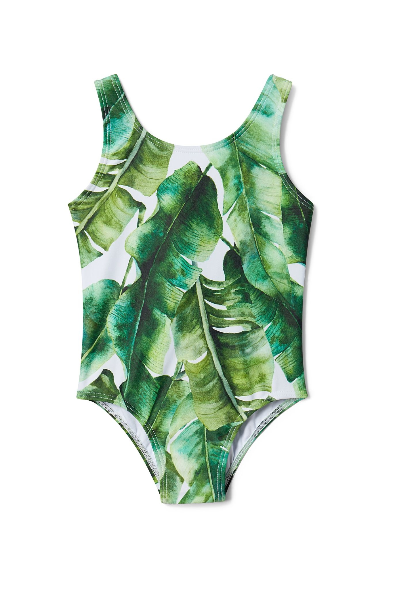 PLUM Leafy Swimsuit