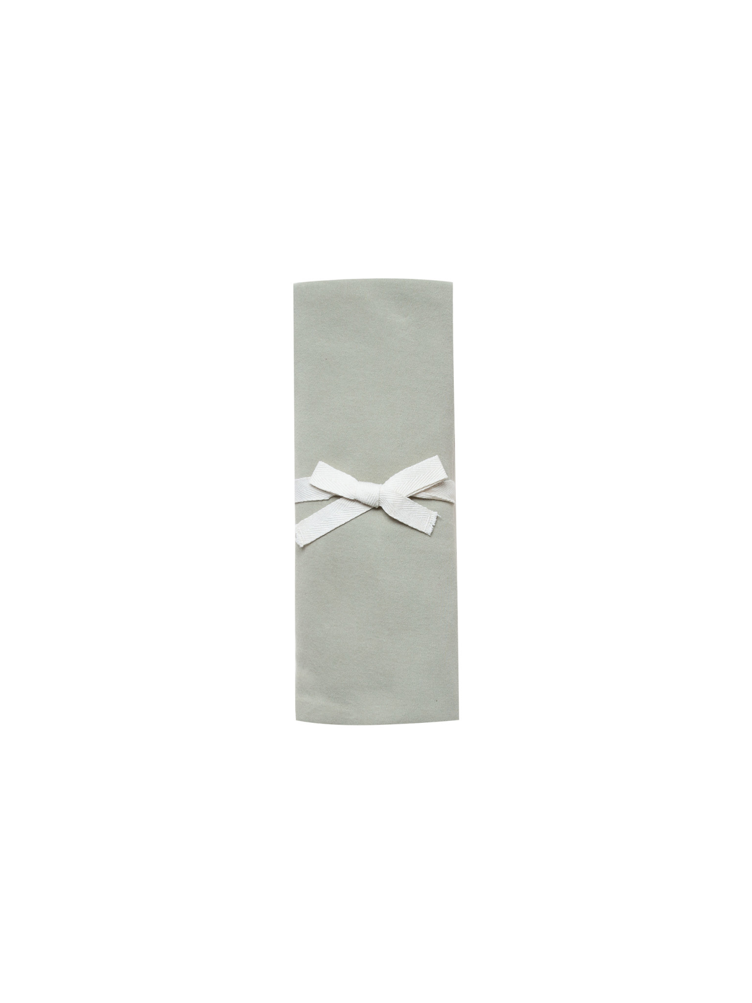 QUINCY MAE Organic Brushed Jersey Swaddle