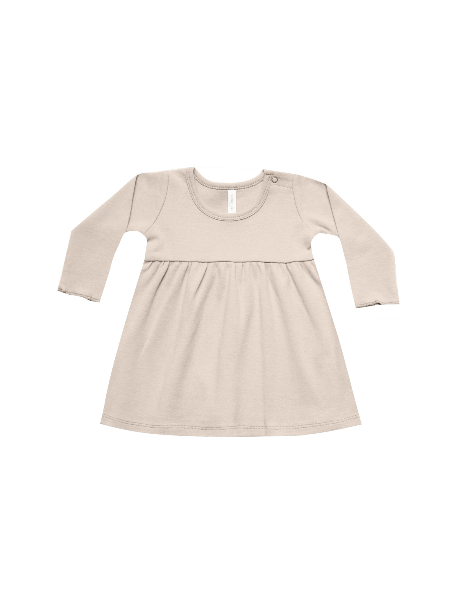QUINCY MAE Organic Baby Dress
