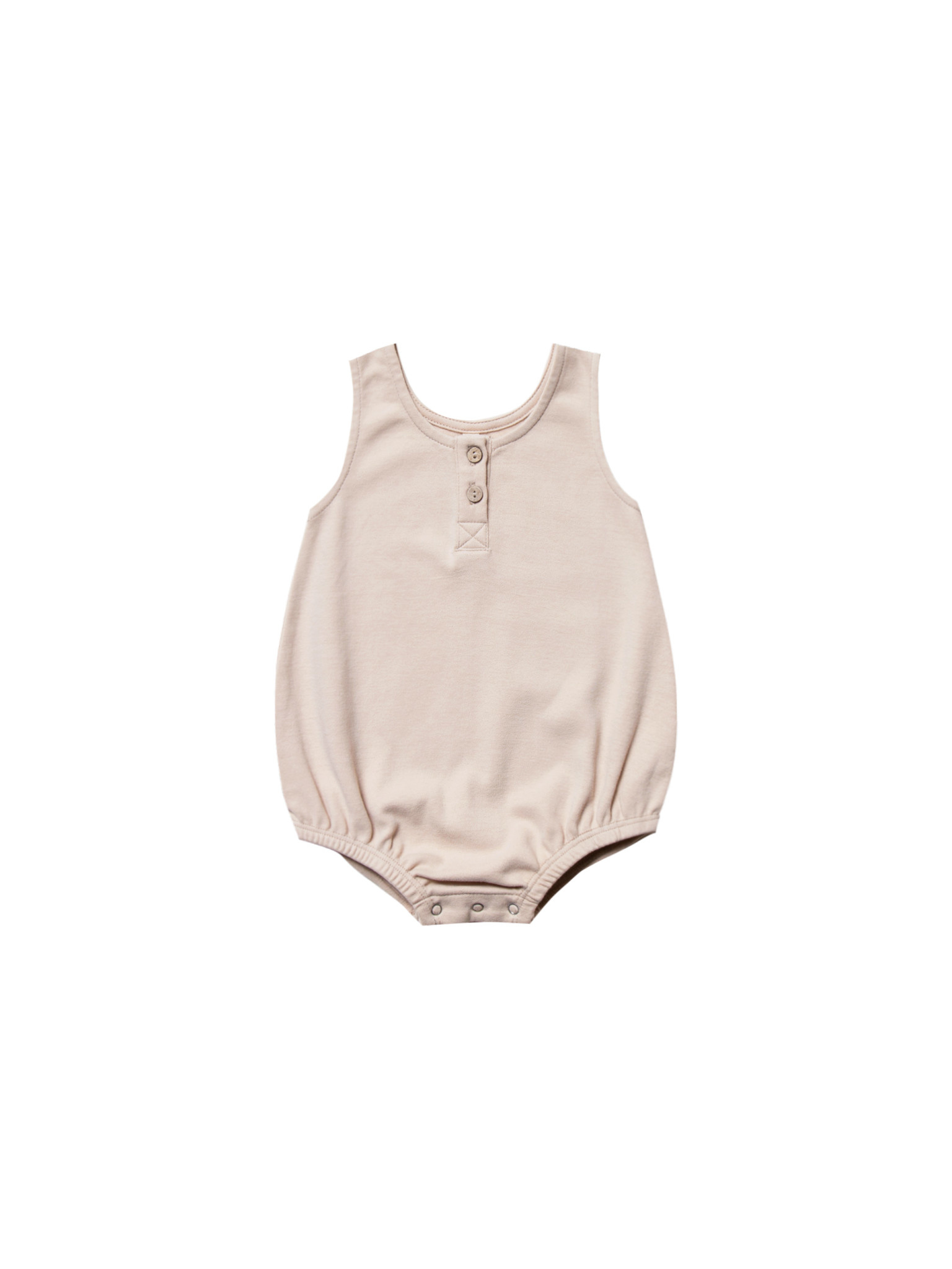 QUINCY MAE Organic Sleeveless Bubble