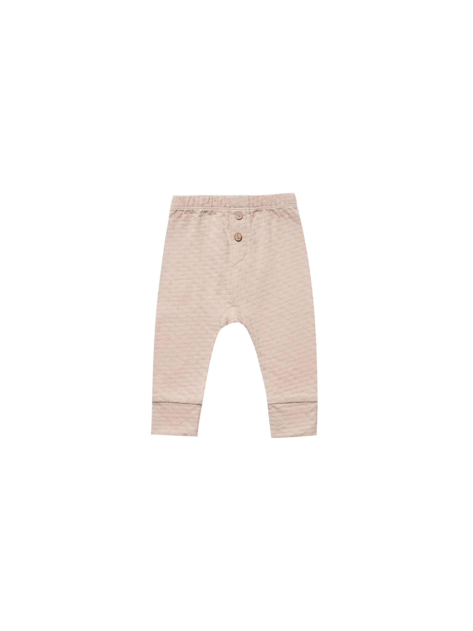 QUINCY MAE Organic Pointelle Pant