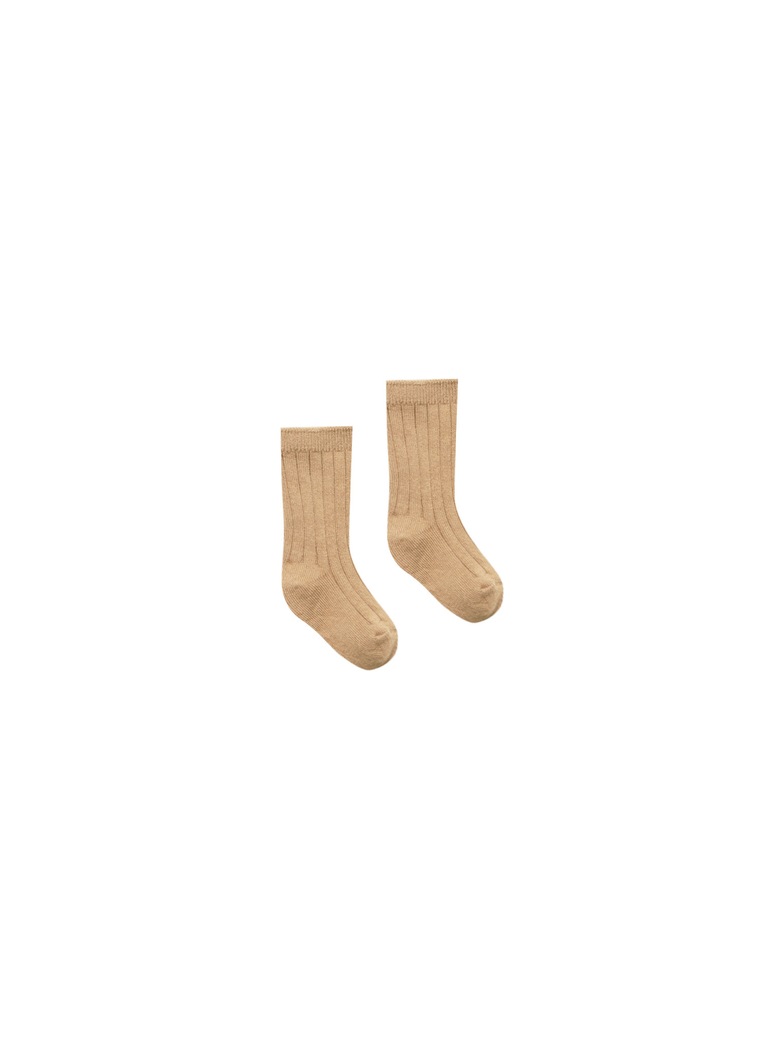 QUINCY MAE Organic 4 Pack Baby Socks
