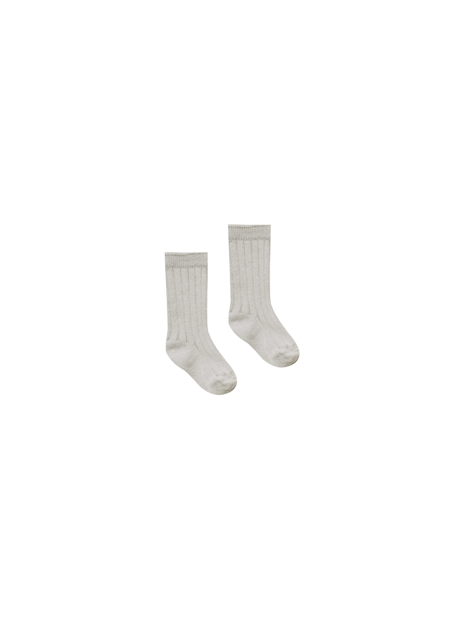 QUINCY MAE Organic 4 Pack Baby Socks