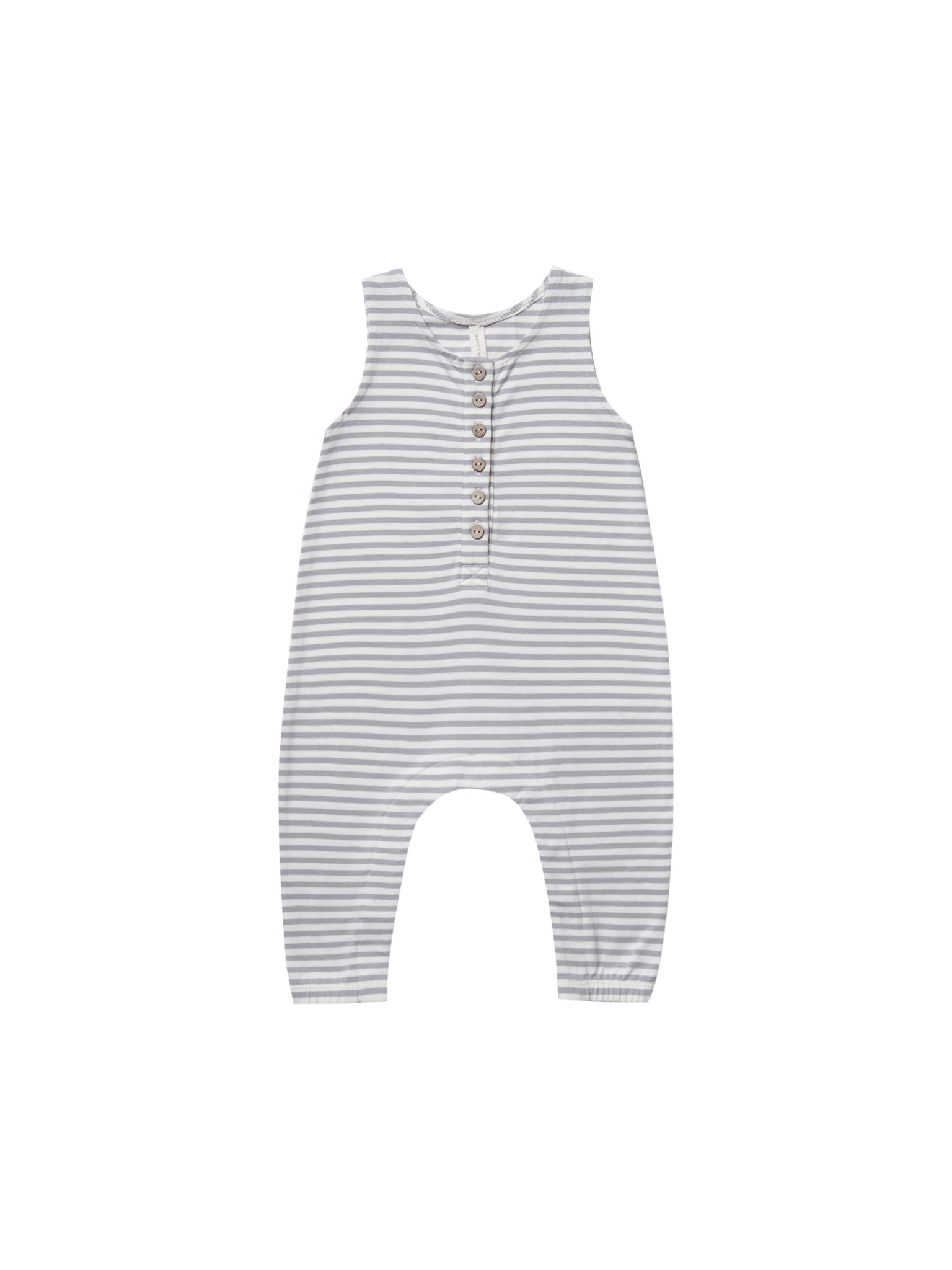 QUINCY MAE Organic Sleeveless Jumpsuit