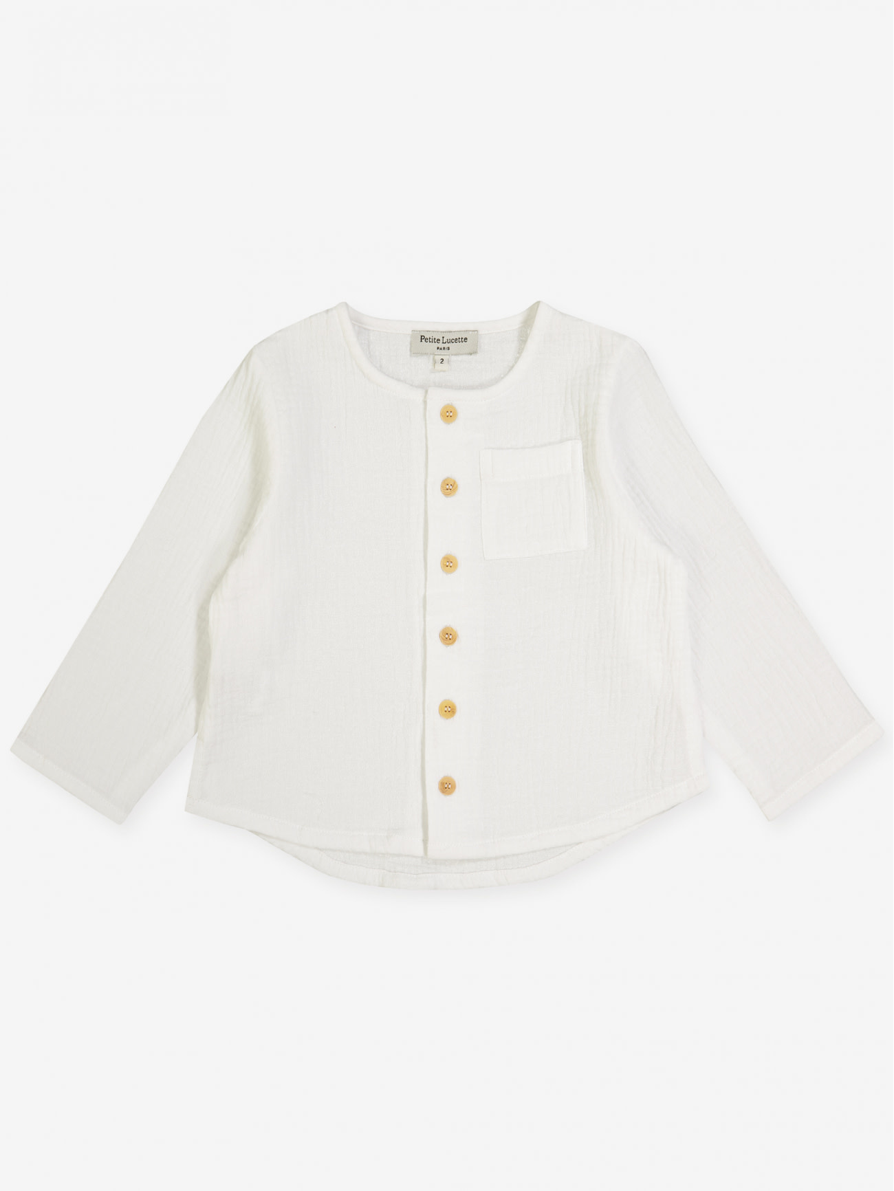 PETITE LUCETTE Gaston Shirt