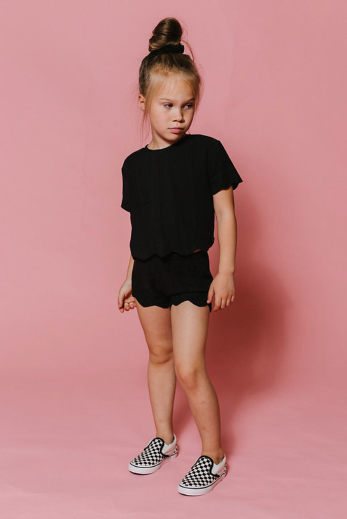HUDSON AND HOBBS Ruby Top