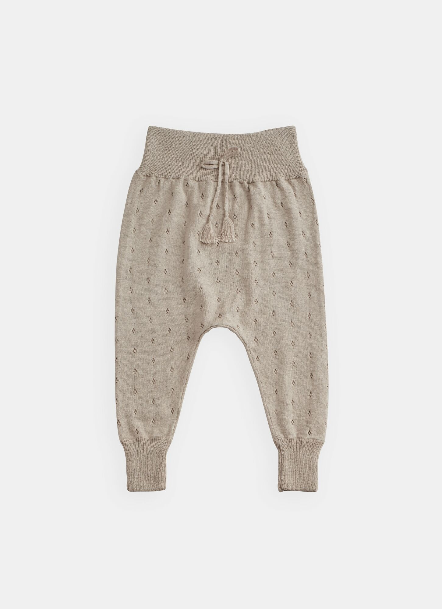BELLE ENFANT Pointelle Pant