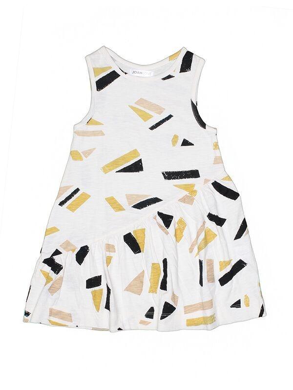 JOAH LOVE Shapes Print Dress