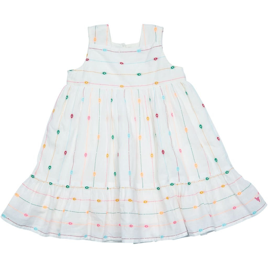 PINK CHICKEN Baby Wren Dress