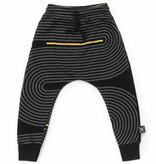 NUNUNU Spiral Baggy pants