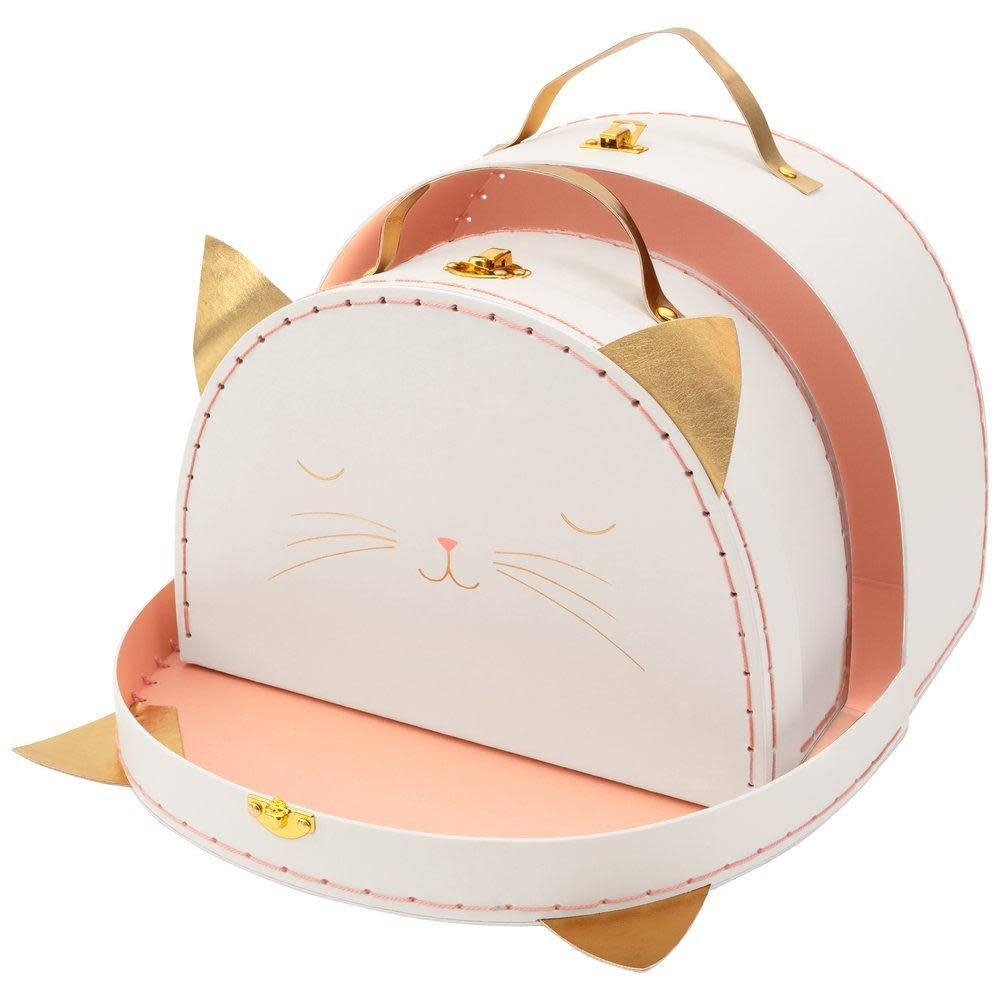 MERI MERI Cat Suitcase Set