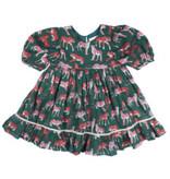 PINK CHICKEN Brea Dress