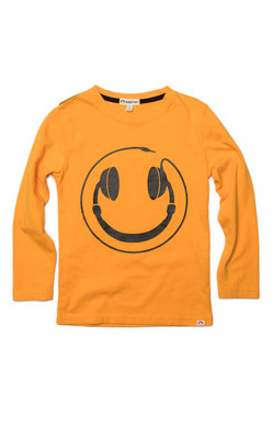 APPAMAN Graphic Long Sleeve Tee