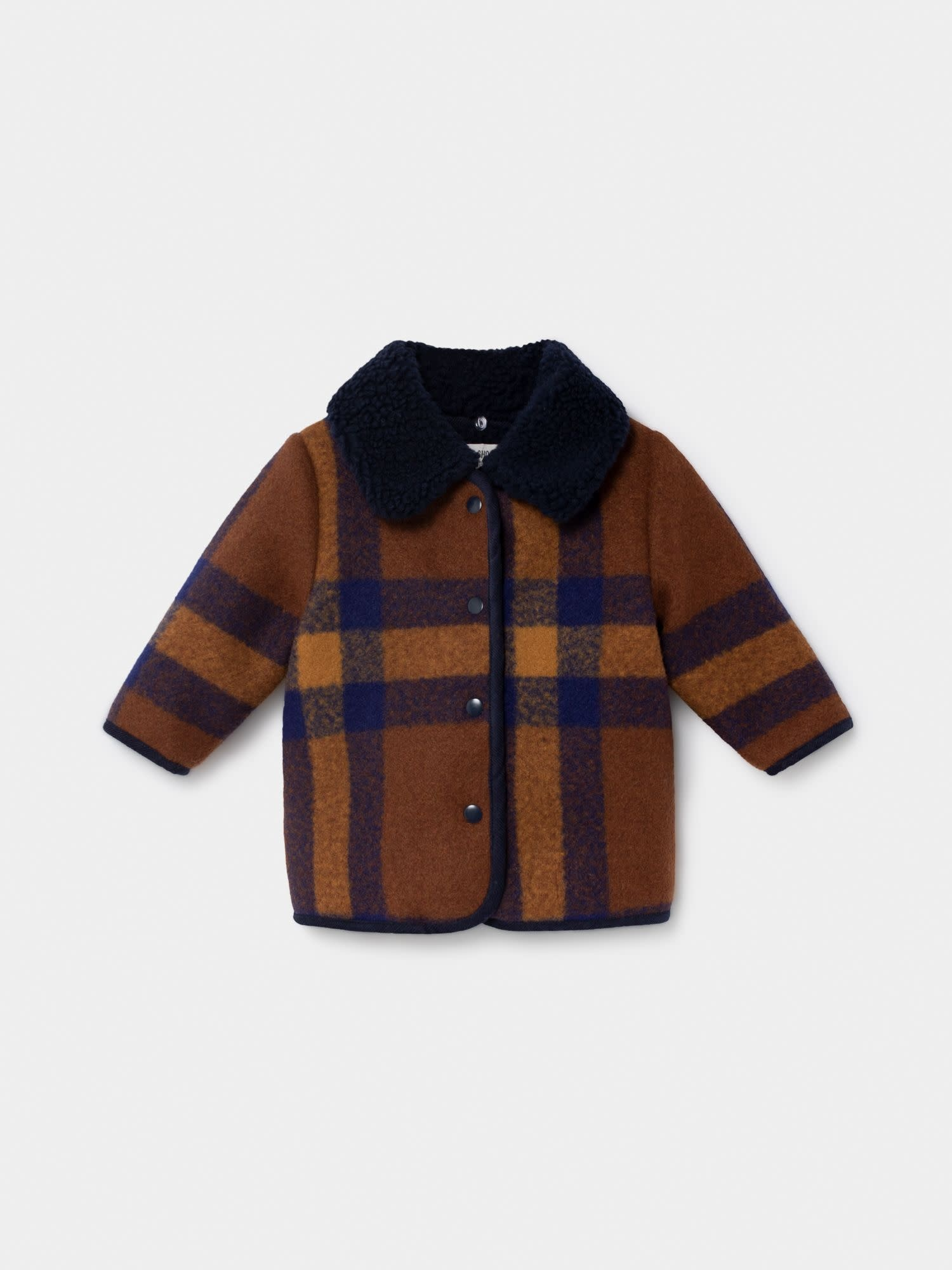 BOBO CHOSES Checker Jacket