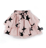 NUNUNU Layered Star Skirt