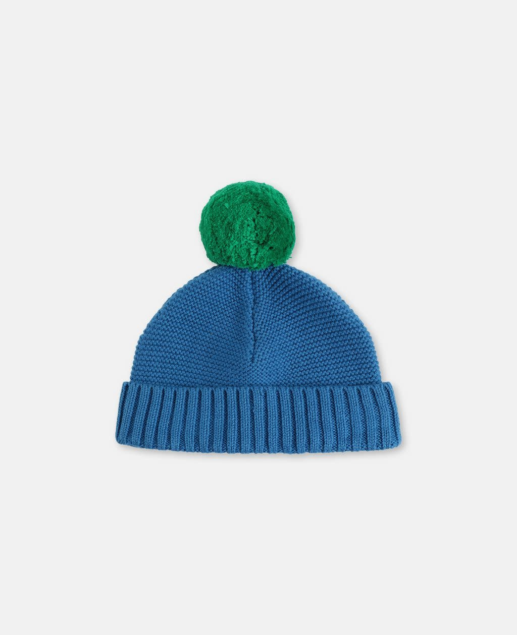 STELLA MCCARTNEY Knit Hat with Pom
