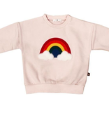 PETITE HAILEY Rainbow Sweatshirt