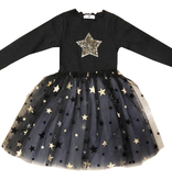 PETITE HAILEY Mia 2 Star Tutu Dress