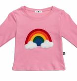 PETITE HAILEY Baby Rainbow Longsleeve Tshirt