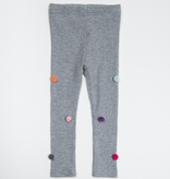 PETITE HAILEY Pompom Leggings