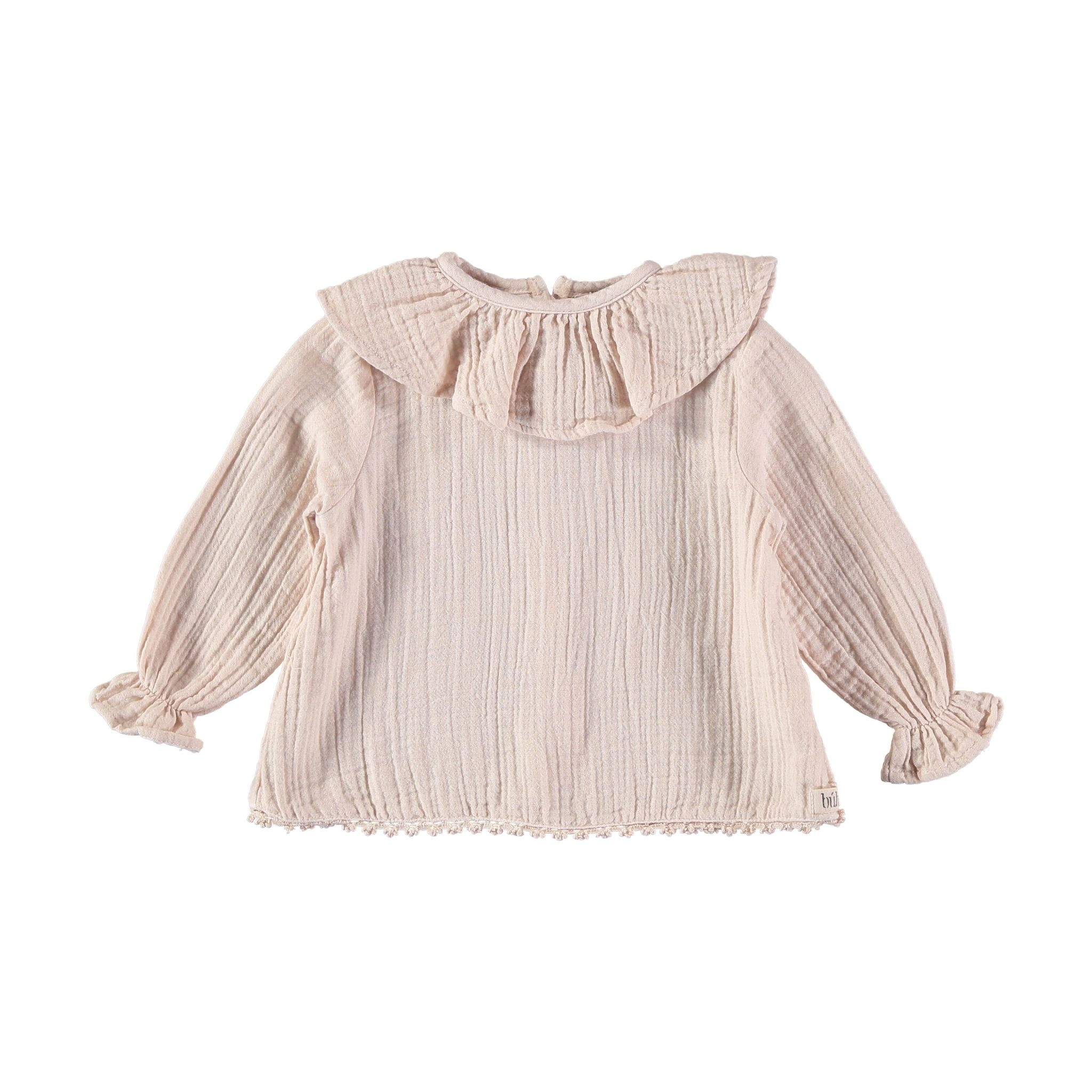 BUHO Julieta Cotton Gauze Blouse