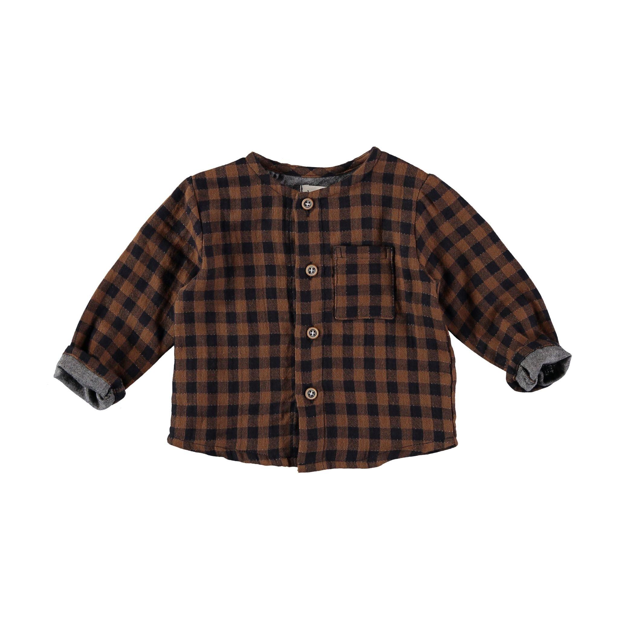 BUHO Simon Buttoned Shirt