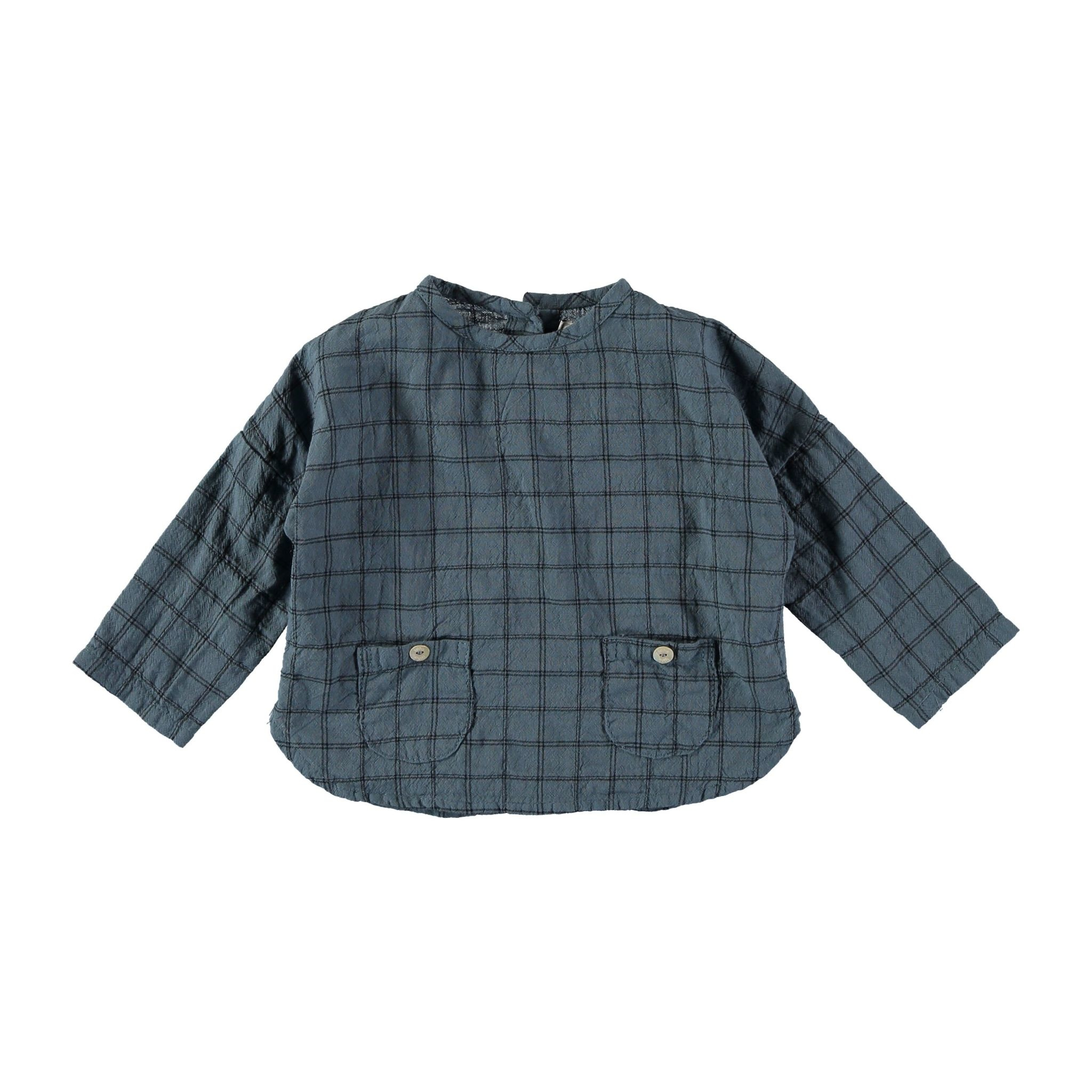 BUHO Mateo Check Pockets Shirt