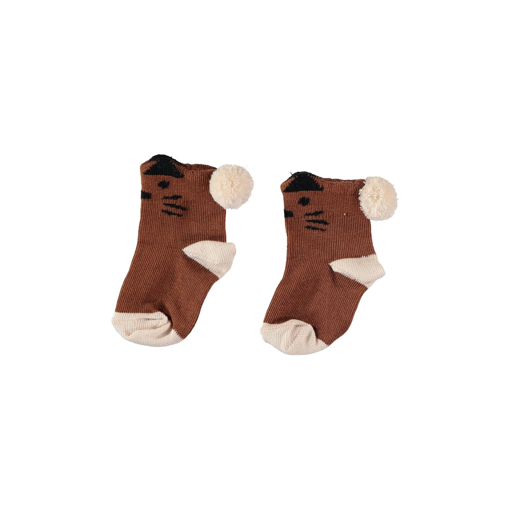 BUHO Tiger Baby Socks