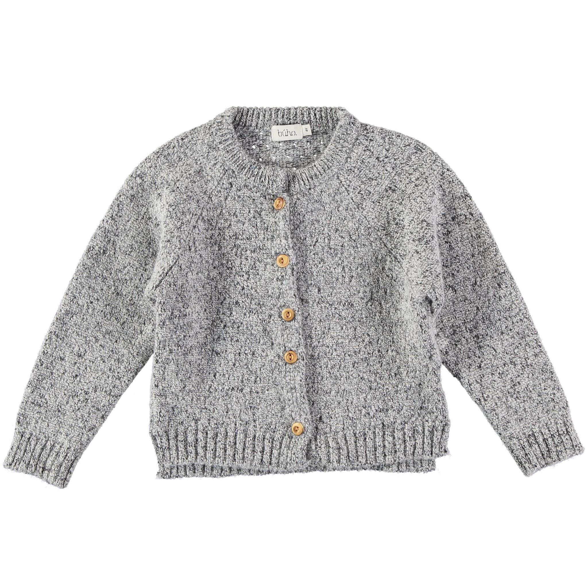 BUHO Karine Cable Stitch Cardigan