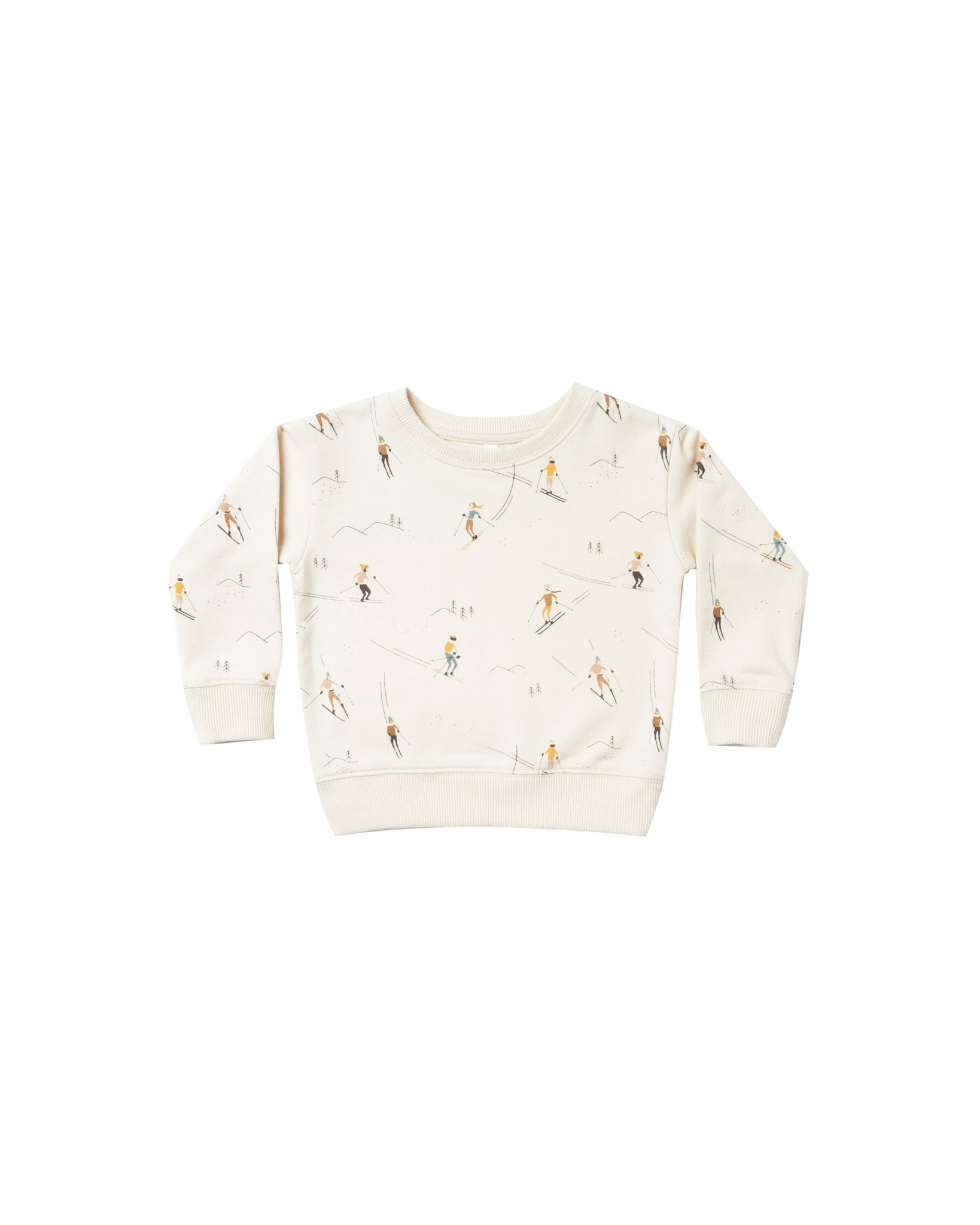 RYLEE AND CRU Ski Baby Sweatshirt