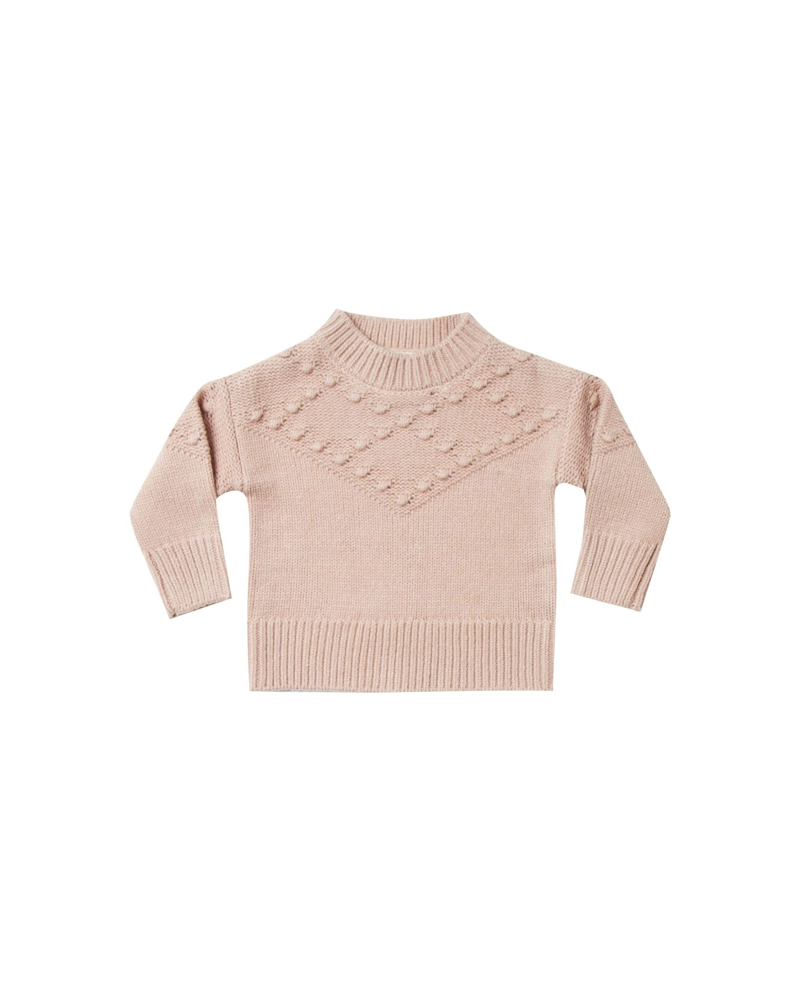 RYLEE AND CRU Bobble Baby Sweater