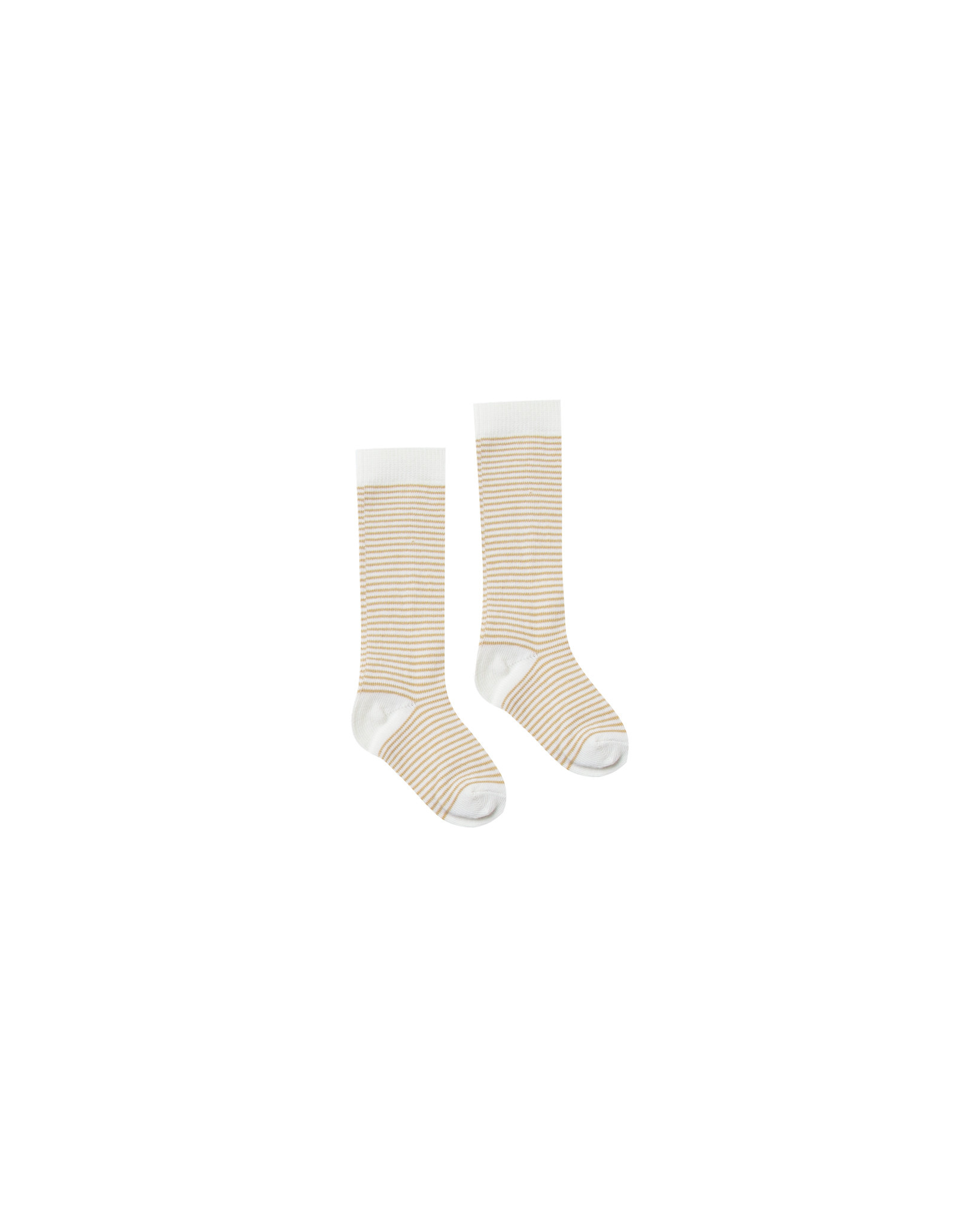 RYLEE AND CRU Stripe Printed Sock