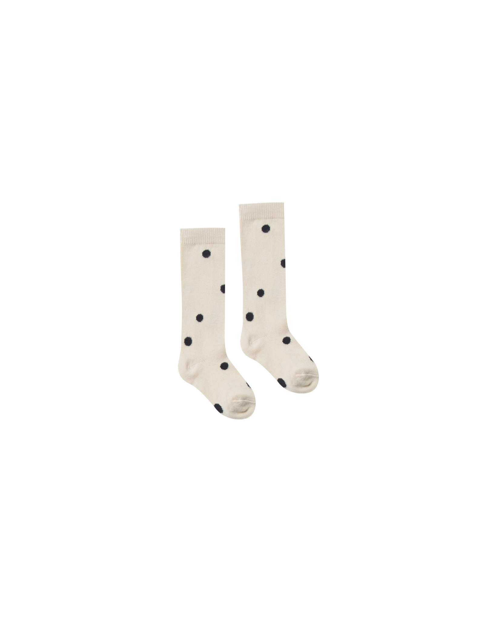 RYLEE AND CRU Dot Printed Sock