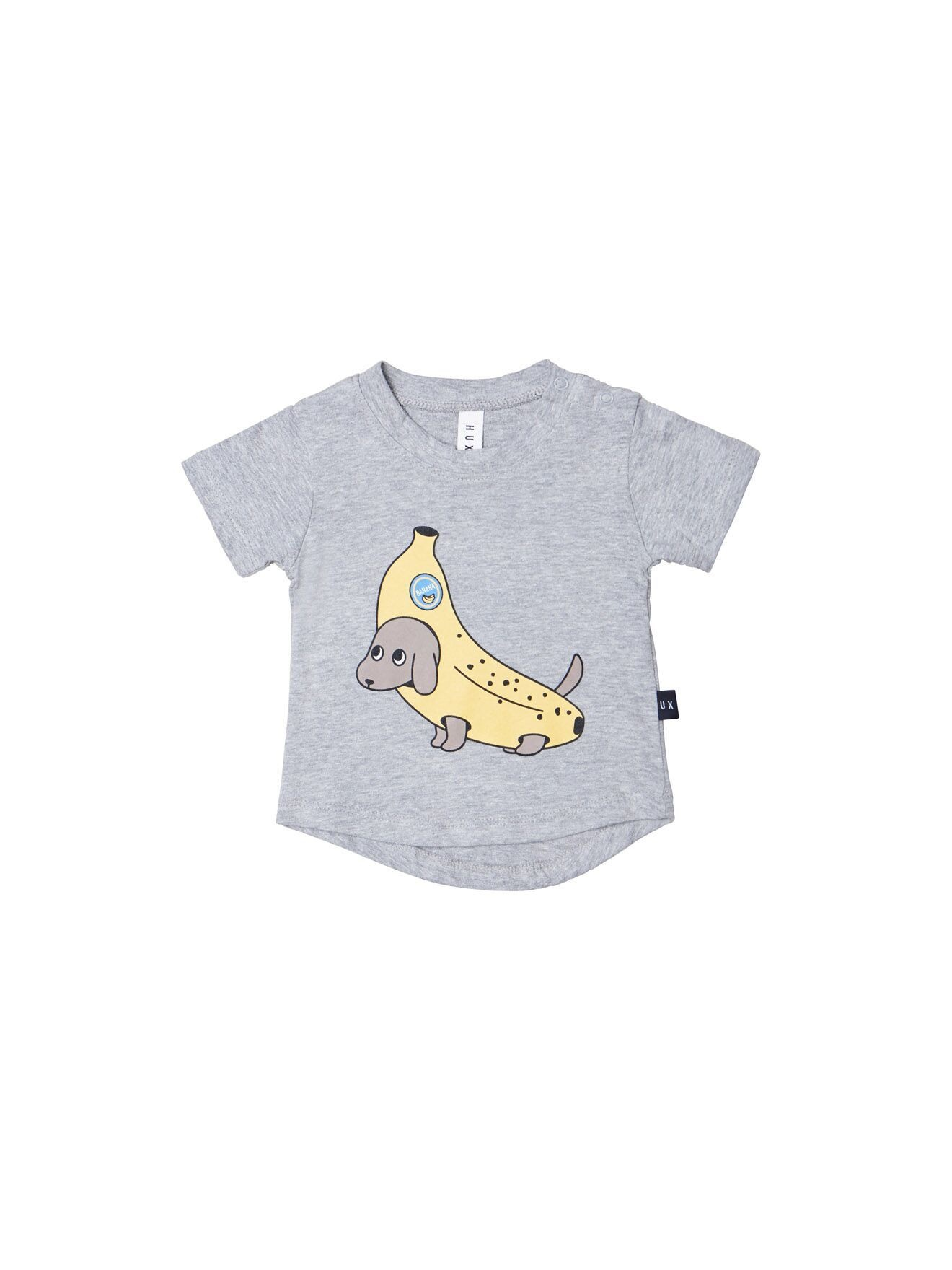 HUX BABY Banana Dog T-Shirt