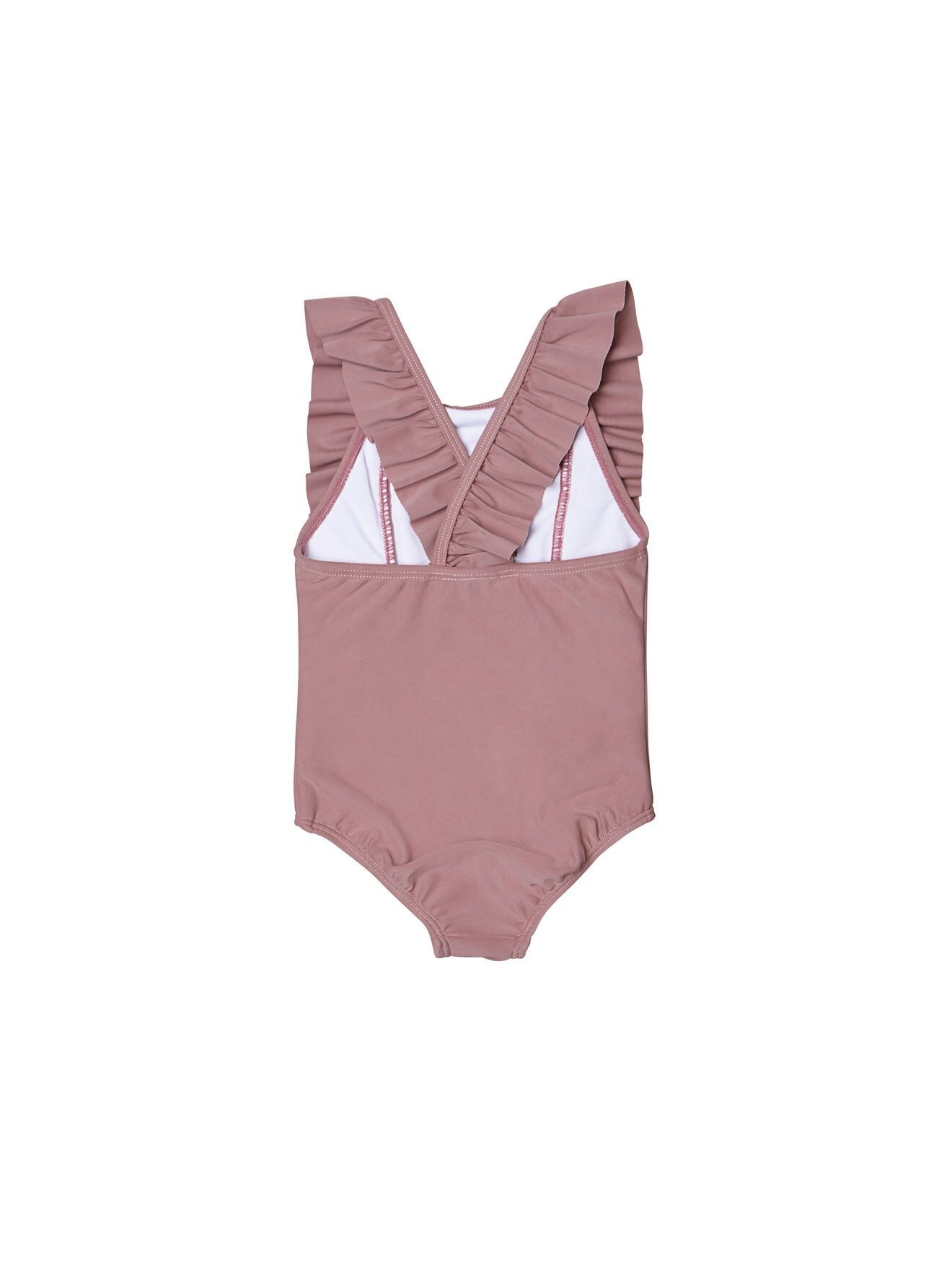 HUX BABY Berry Frill Swimsuit