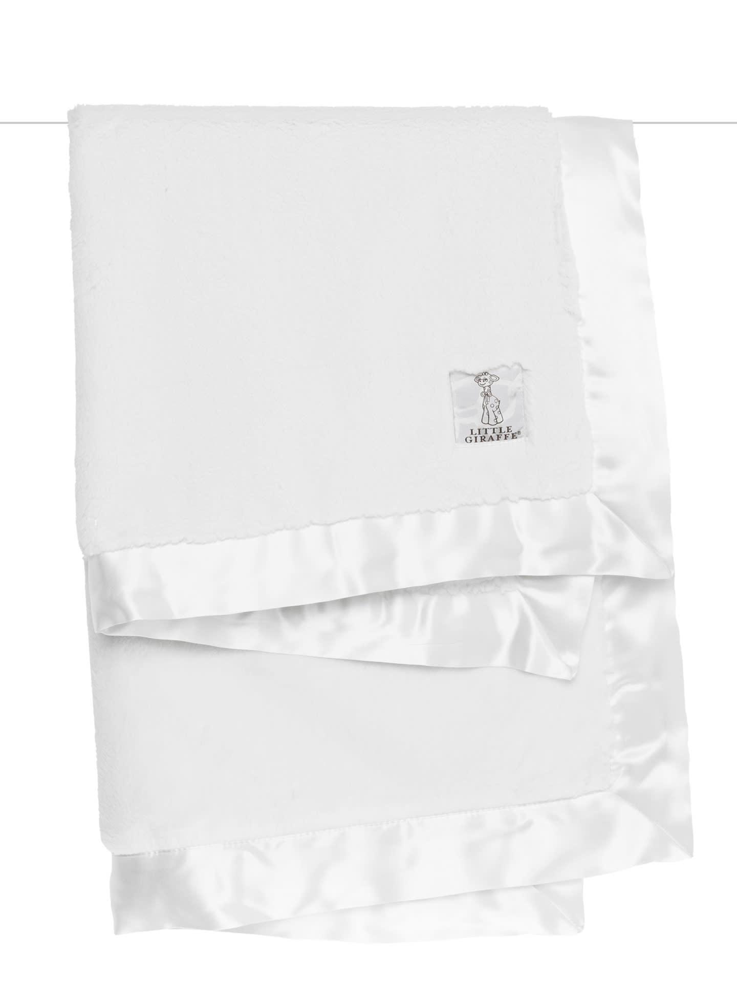 LITTLE GIRAFFE Luxe Solid Blanket
