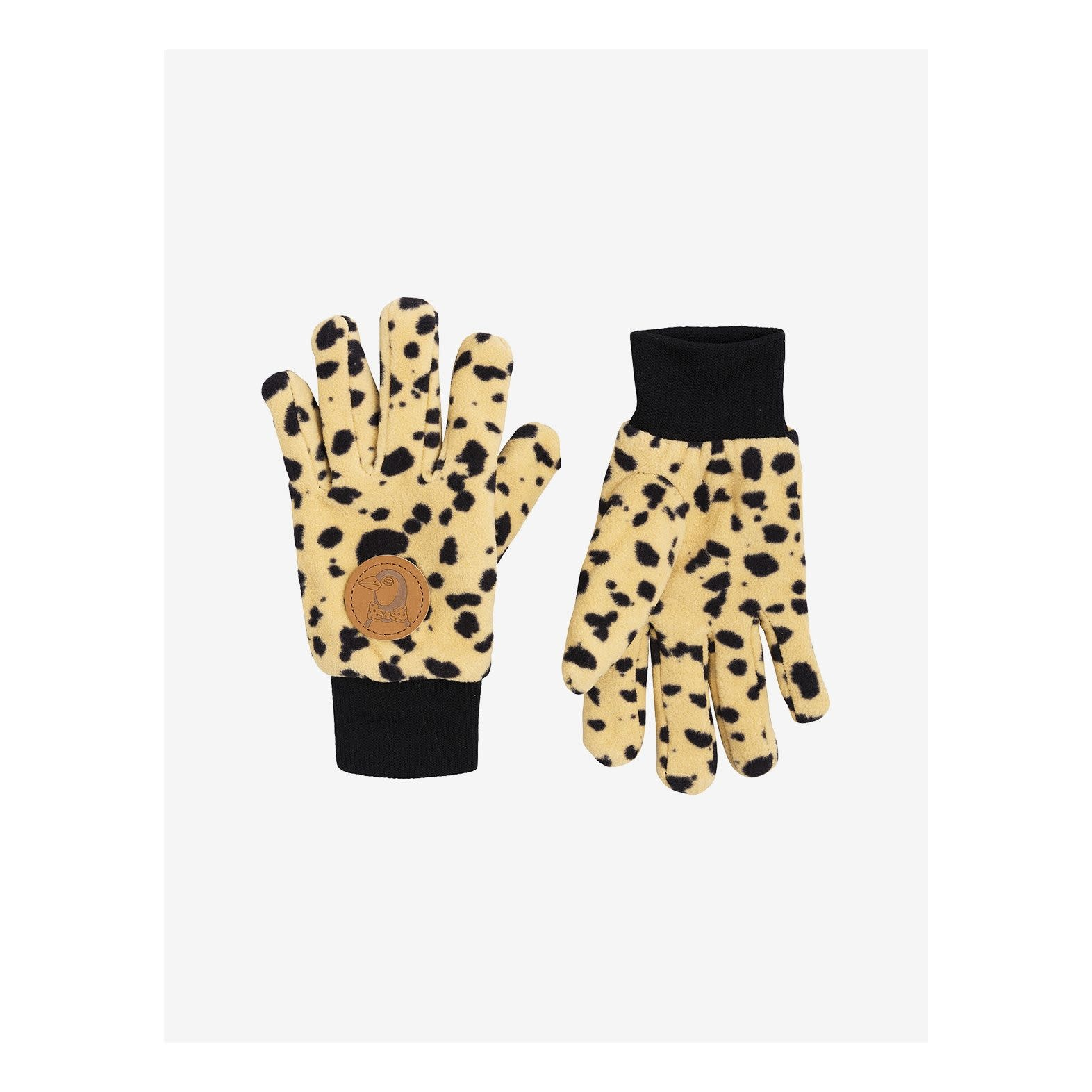 MINI RODINI Fleece Gloves