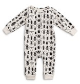 WINTER WATER FACTORY Bug Collection French Terry Jumpsuit