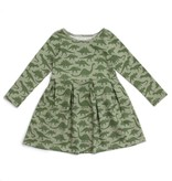 WINTER WATER FACTORY Dinosaur Madison Dress