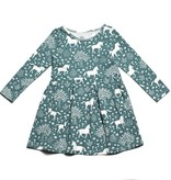 WINTER WATER FACTORY Magical Forest Madison Dress