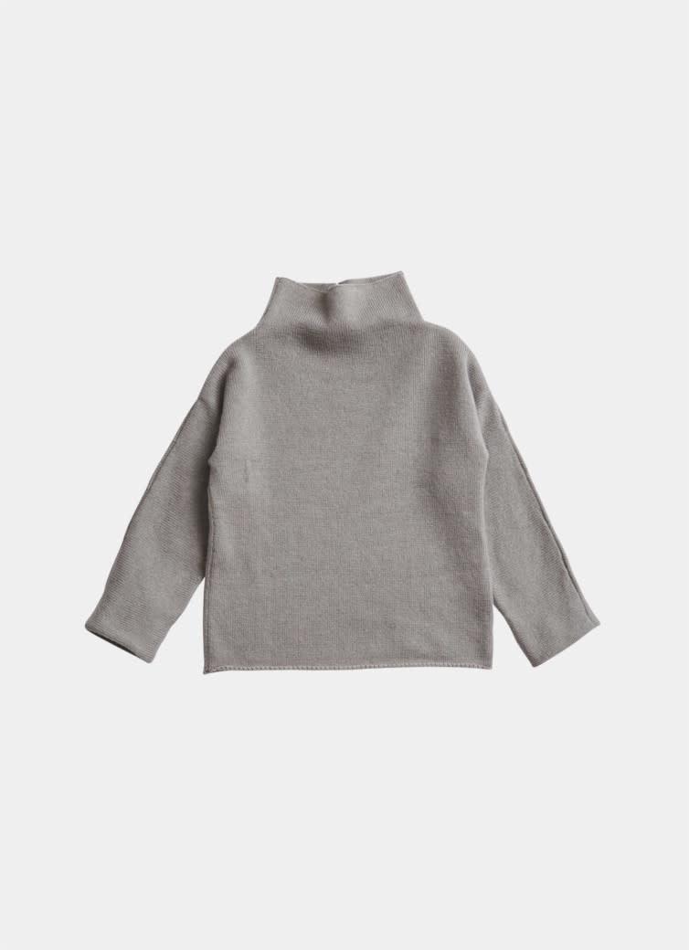 BELLE ENFANT Funnel Sweater