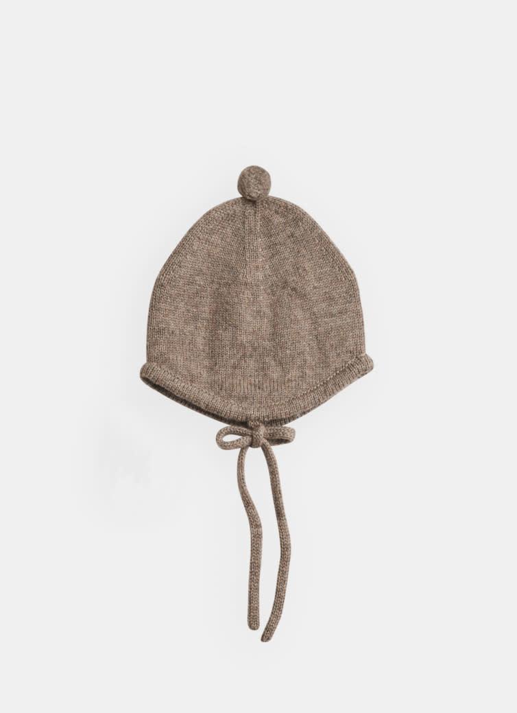 BELLE ENFANT Pompom Bonnet
