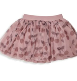HUX BABY Cherry Tulle Skirt