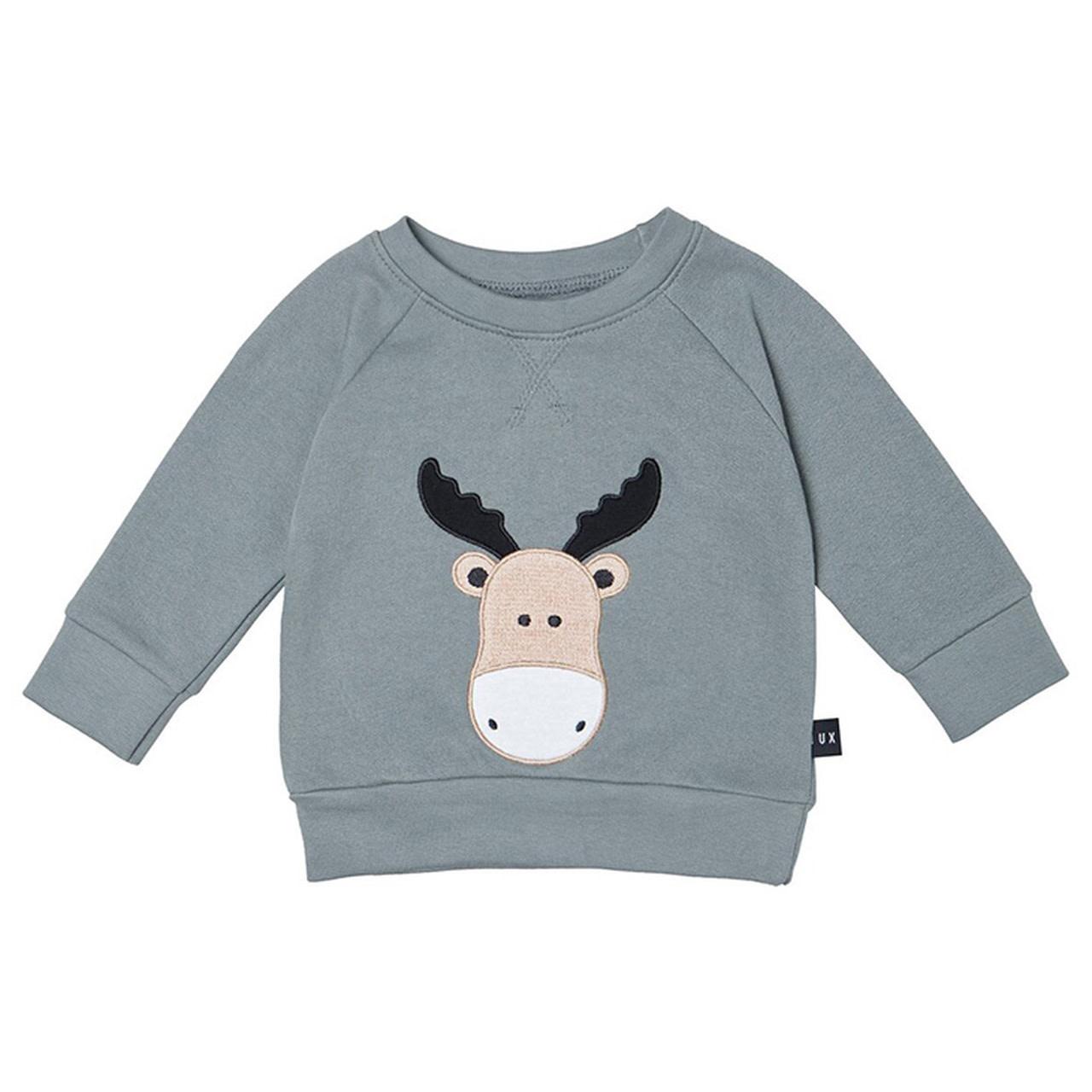 HUX BABY Moose Sweatshirt