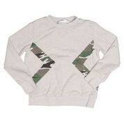JOAH LOVE Myka Camo Top
