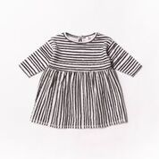 Noe & Zoe Baby Terry Dress