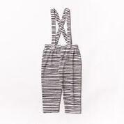 Noe & Zoe Terry Suspender Pants