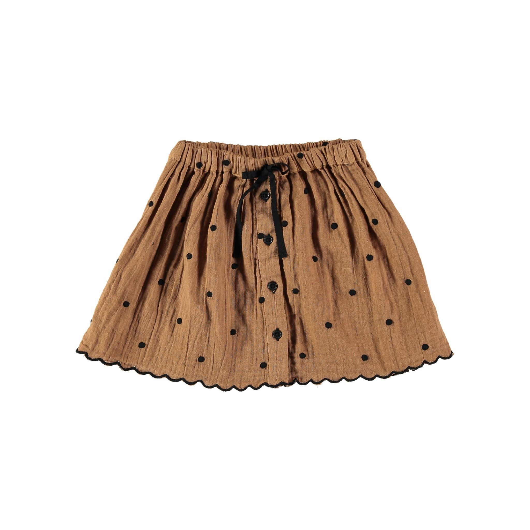BUHO Mafalda Dots Skirt