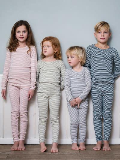 SERENDIPITY ORGANICS Organic Cotton Pajama Set