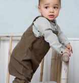 SERENDIPITY ORGANICS Baby Corduroy Overall